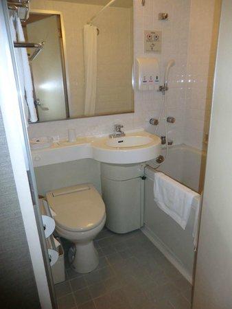Kanku Joytel Hotel: Tiny, but clean
