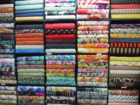 Aobaba Tailor : Some of the beautiful fabrics