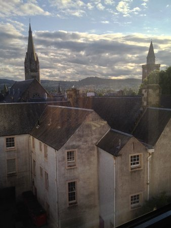 pentahotel Inverness: View from room