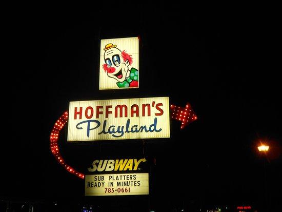 Latham, NY: Hoffman's Playland