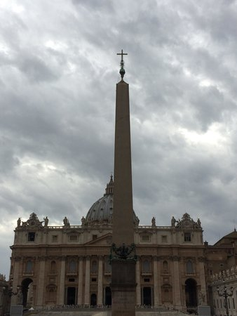 Tours of the Vatican with Tom & his Team : St. Peter's