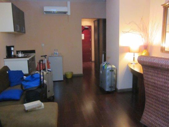 Hotel Sarah Nui : room