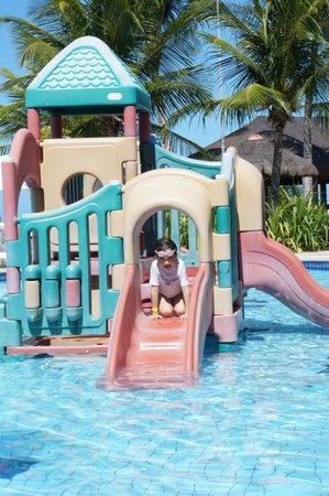 Vila Galé Eco Resort do Cabo : Parque na piscina