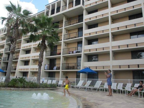 Holiday Inn Orlando – Disney Springs Area: piscina 2