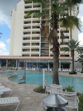 Holiday Inn Orlando – Disney Springs Area: piscina
