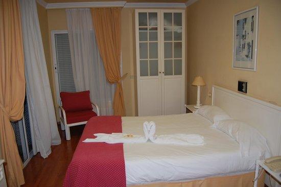 La Quinta Park Suites: chambre single sur le côté