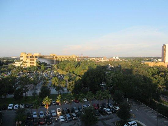 Holiday Inn Orlando – Disney Springs Area: vista da varanda