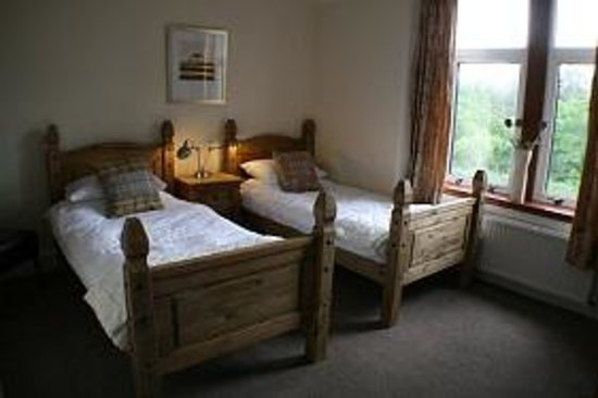 Auld Manse Bed and Breakfast: THE BRIDGE ROOM
