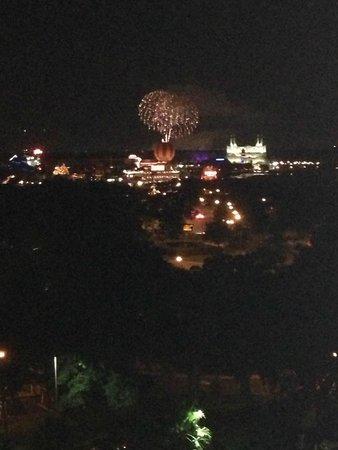 Holiday Inn Orlando – Disney Springs Area: vista do apartamento