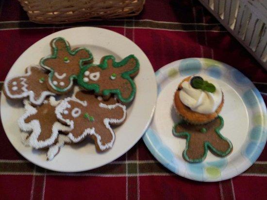 Night Owl Bakery: Christmas Ginger's !