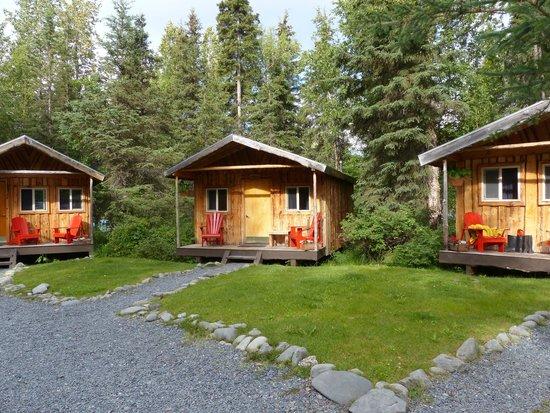 Kenai Riverside Lodge: Coho Cabin