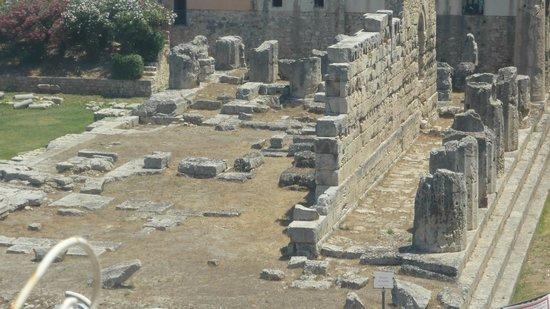 B&B Casa Cristina: Tempio di Apollo