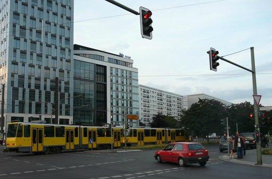 Ibis Budget Berlin Alexanderplatz : Hotel y alrededores