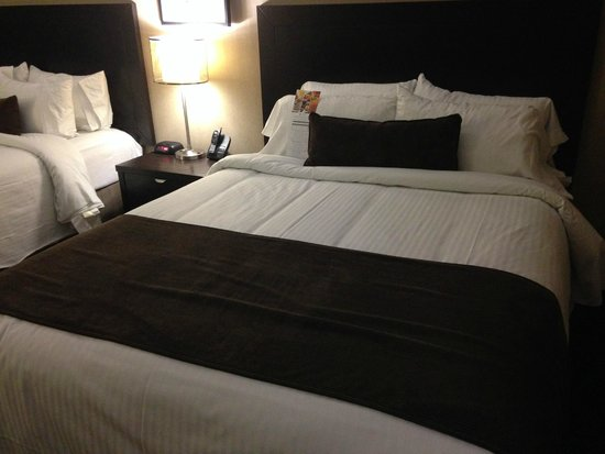 Delta Hotels Calgary Airport In-Terminal: Type of beds