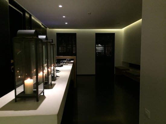 La Suite West - Hyde Park : Hall d'entrée