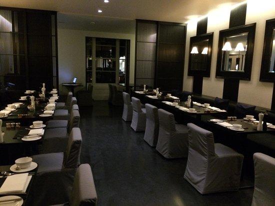 La Suite West - Hyde Park : Restaurant ´Raw food´ ; )