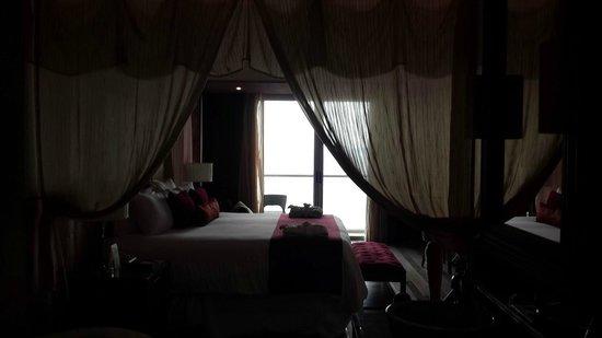Secrets Vallarta Bay Puerto Vallarta: view of room balcony suite