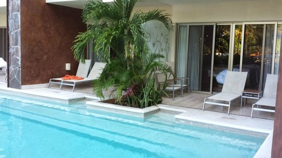 Secrets Vallarta Bay Resort & Spa: swim out suite