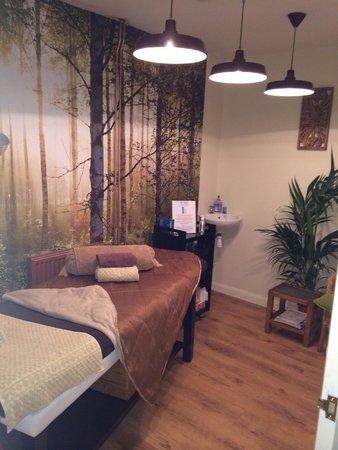 Beauty Boutique: Woodland suite