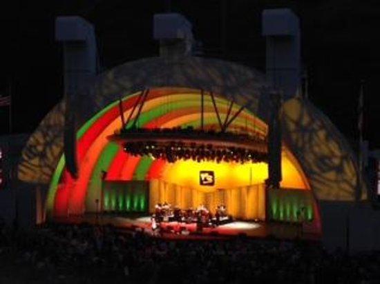 Hollywood Bowl Museum : Hollywood Bowl - Evening