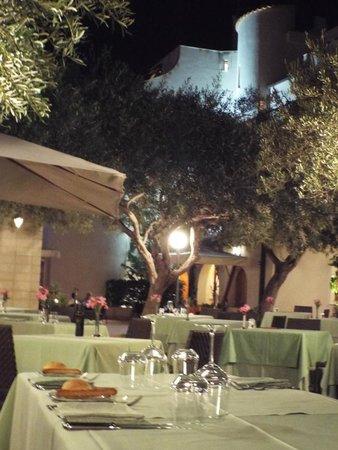 Hotel Baia del Capitano : Giardino di ulivi
