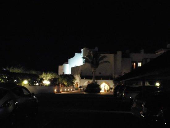 Hotel Baia del Capitano : Ingresso