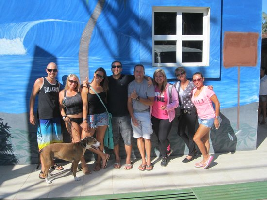 Surf Inn Hermosa: the Eco XFit Training Group