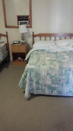 MidTrail Motel & Inn: Our room