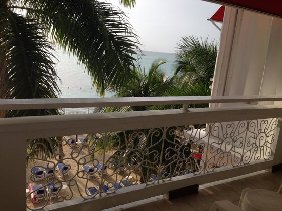 Royal Decameron Montego Beach: From my balcony