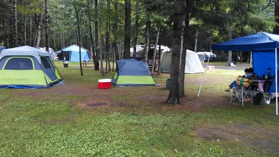 Powder Horn Family Camping Resort : Site 91J pic 2