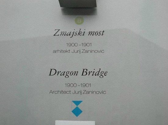 Dragon Bridge (Zmajski Most): Descripción