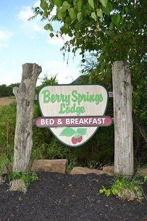 Berry Springs Lodge: Berry Springs