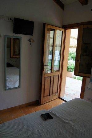 Casetta Rosada: room
