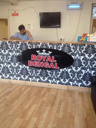 Royal Bengal: Customer Service Manager Mr. Asad