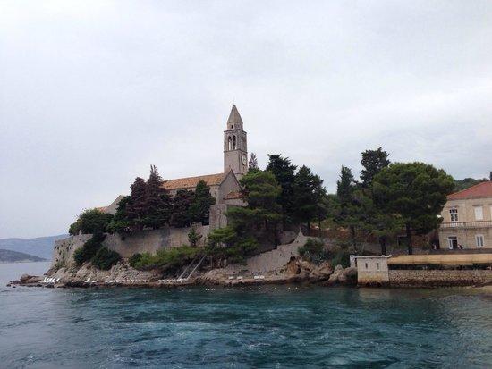 Lafodia Hotel & Resort: Harbour at Lopud