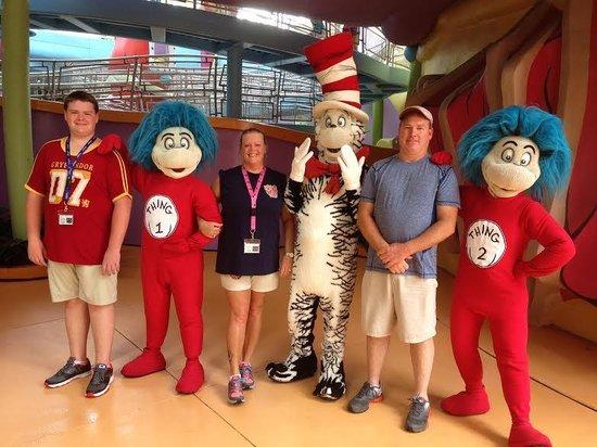 Loews Royal Pacific Resort at Universal Orlando: Summer 2014