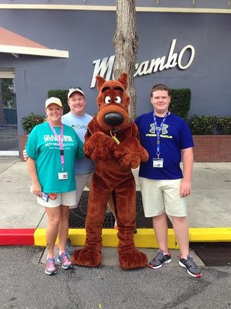 Loews Royal Pacific Resort at Universal Orlando: The 3 Stooges & Scooby