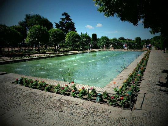 Alcázar de los Reyes Cristianos: Jardines del Alcázar