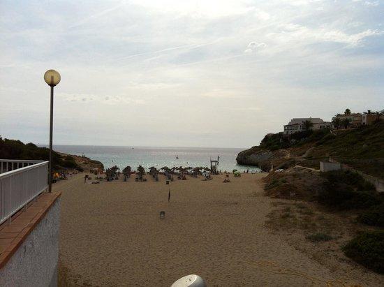 Club Hotel Tropicana Mallorca : Spiaggia la sera