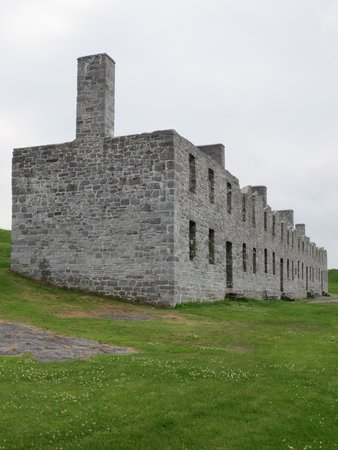 Crown Point State Historic Site: Barracks 2