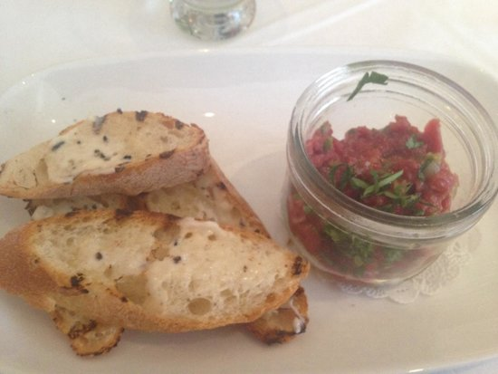 Brasserie Beaumarchais: Try this -