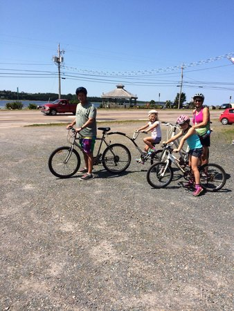 Confederation Trail Bike Rentals and Adventures