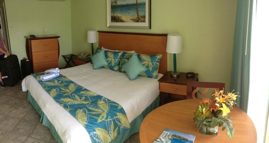 Oyster Bay Beach Resort: Room