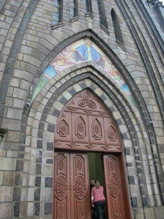 Catedral de Pedra: Detalhes lindos