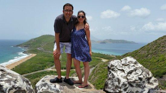 St. Kitts Captain Sunshine Tours: Enjoy the view