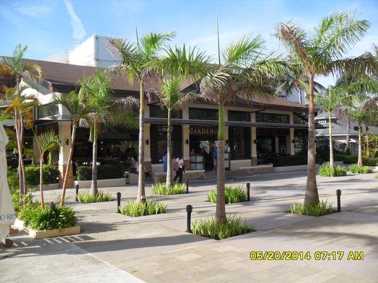 Henann Garden Resort: Resort Restaurant