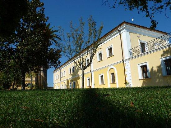 Villa Fiorita Hotel: Hotel