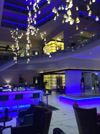 Radisson Blu Hotel Bucharest: Lobby