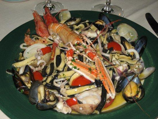 Donna Rosa il Ristorante: Seafood Appetizer