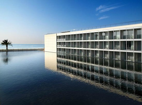 Le Meridien Ra Beach Hotel & Spa : Vista habitación 1er piso